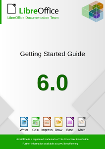 Getting Started Guide   LibreOffice Documentation - Your